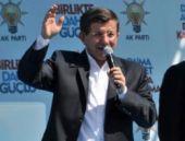 Davutoğlu: Erdoğan'ı ve beni tehdit ettiler!