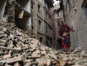 Nepal depremi: Hastanede yaralar viskiyle temizleniyor