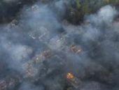 Çernobil yakınlarında büyük orman yangını