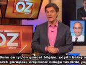 Doktor Mehmet Öz 10 doktora patladı