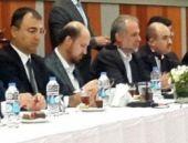 Bilal Erdoğan İHL müdürleriyle buluştu