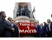 Taksim 1 mayıs görüntüleri