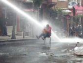 1 Mayıs'taki 'sandalyeli eylemci' kim?