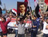 Hatay'da Esad'lı 1 Mayıs kutlaması!