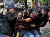 1 Mayıs kutlamalarına polis müdahalesi