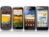 En iyi 10 Android telefon!