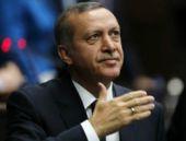 Erdoğan'ı eğlendiren 'Paralel' pankartı