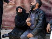 Af Örgütü: Halep'te siviller inanılmaz zulme uğruyor