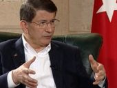 Başbakan Davutoğlu: İstifa ederim