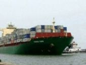 Saldırıya uğrayan Türk gemisi Fethiye'de