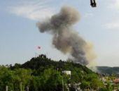 Erdemir'de patlama! 3 işçi yaralı!