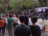 Parkı yıkan CHP'li başkan seçimden korktu!