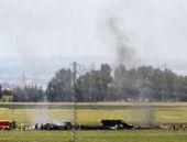 Türkiye için üretilen uçağın düşüş nedeni belli oldu