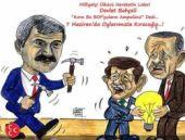 MHP'li Çetin'den karikatürlü kampanya