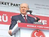 Bahçeli'den AK Parti'ye ağır sözler!