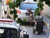 Beyoğlu'nda şüpheli araçtan bakın ne çıktı?