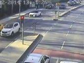 Akgün cinayetinde kamera görüntüsü