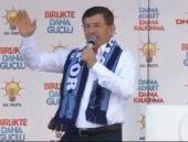 Davutoğlu: Menderes asılırken MHP neredeydi?