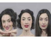 Kadınların 100 yıllık değişimi şaşırtıyor!