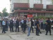 Tekirdağ'da HDP'ye saldırı! Şehirde büyük gerilim!