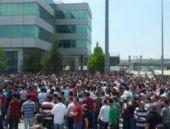 Renault işçileri yanıt bekliyor; TOFAŞ işçileri de iş bıraktı
