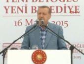 Erdoğan: Bir kısmının Kabe'si Pensilvanya olabilir