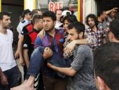 Urfa'da Suriyeli gerilimi: 15 gözaltı