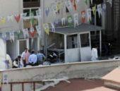 HDP'nin Adana ve Mersin binalarına saldırı