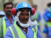 Katar yine işçiler konusunda eleştirildi