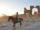 IŞİD'in Suriye'de ele geçirdiği 'çölün gelini' Palmyra