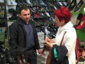 Samsun'da esnaf sohbetleri ve AKP oylarında çözülme