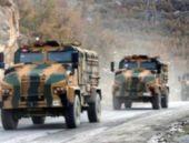 Mardin'de askeri hareketlilik