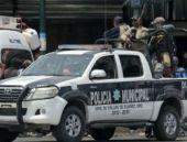 Meksika'da polis ve çete çatışmasında 43 ölü