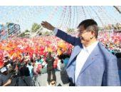 Ak Parti Sakarya mitinginden kareler