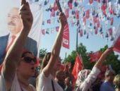 CHP Bursa mitingi: 'Köşeyi onlar değil, halk dönsün'