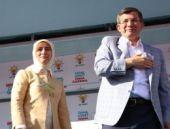 Davutoğlu İzmir'den müjdeyi verdi
