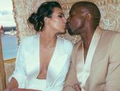 Kardashian özel düğün karelerini ilk kez paylaştı!