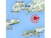 Ege sallandı! 50 dakika arayla 11 deprem!