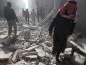 Halep'te varil bombası saldırıları: En az 71 ölü