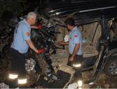 Adana'da korkunç kaza: 5 ölü