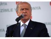 Devlet Bahçeli'den çok ağır  HDP mesajı!
