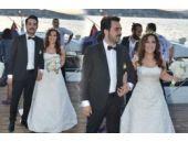 Gülhan Tekin ve Hasan Elmas evlendi