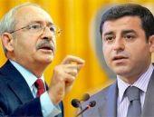 Demirtaş ve Kılıçdaroğlu'ndan görülmemiş yalan!