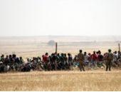 Korkulan oldu! 15 bin Türkmen sınıra dayandı