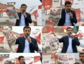 Demirtaş'ın fırlattığı gazetelerden yanıt