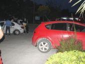 Sapanca'da dizi ekibi kaza yaptı