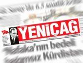 Yeniçağ gazetesinden yakışıksız HDP manşeti