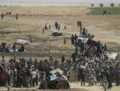 Asker sınıra yaklaşan IŞİD'liyi vuracak!