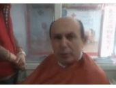MHP'li vekilin saçları iddiaya kurban gitti