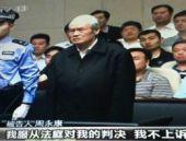 Çin'in en üst düzey güvenlik yetkilisine müebbet